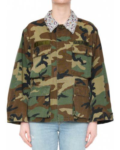Куртка весенняя хлопковая Forte Couture