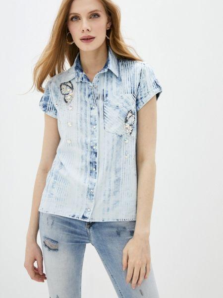 Рубашка с коротким рукавом D'she