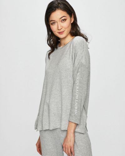 Piżama długo z koszulką Lauren Ralph Lauren