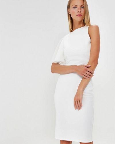 Белое платье весеннее Lost Ink.