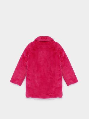 Шуба - розовая Billieblush
