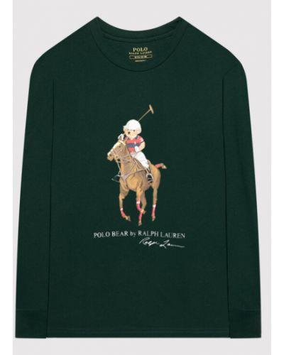 Koszula - zielona Polo Ralph Lauren