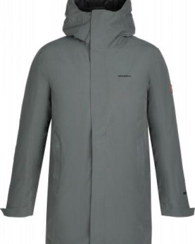 Зеленая утепленная куртка на молнии Merrell