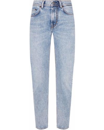 Прямые джинсы укороченные Acne Studios