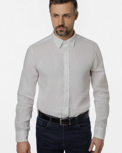 Белая рубашка Arber