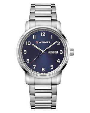 Часы механические водонепроницаемые кварцевые Wenger
