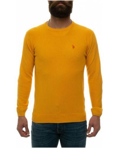 Pulower - żółty U.s Polo Assn.