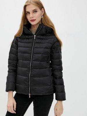 Черная куртка Hetregò