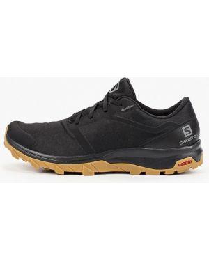 Кроссовки черные Salomon