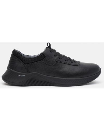 Деловые кроссовки - черные Konors