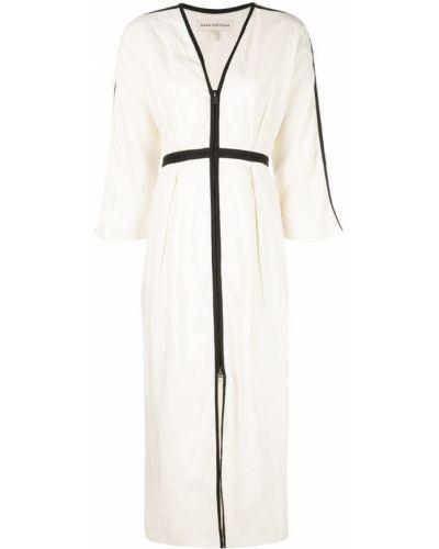 Платье с V-образным вырезом на молнии Mara Hoffman