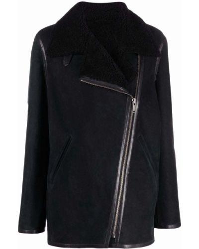 Черная куртка из овчины Isabel Marant étoile
