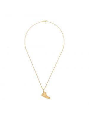 Желтое ожерелье Hatton Labs