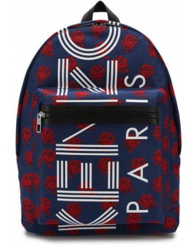 Рюкзак синий Kenzo