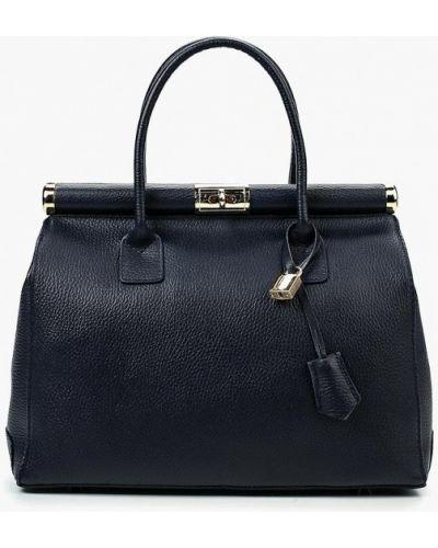 Кожаный сумка с ручками Roberta Rossi
