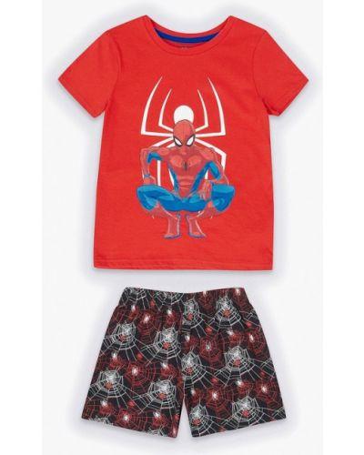 Пижама черный красный Marks & Spencer