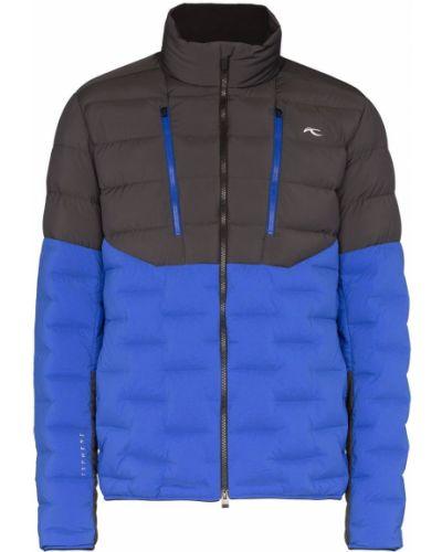 Стеганая куртка - черная Kjus