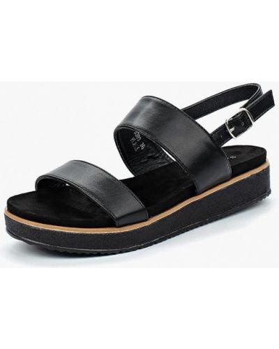 Черные сандалии Sweet Shoes