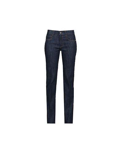 Расклешенные джинсы прямые Valentino Red