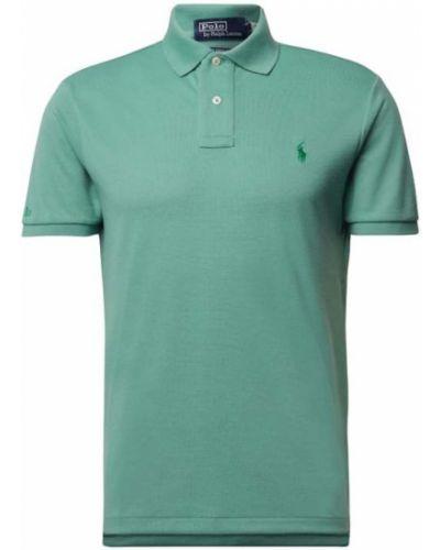 Zielona polo krótki rękaw Polo Ralph Lauren