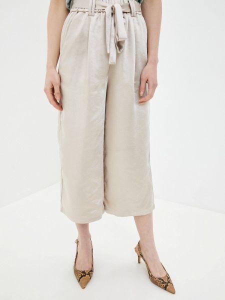 Бежевые брюки Sh