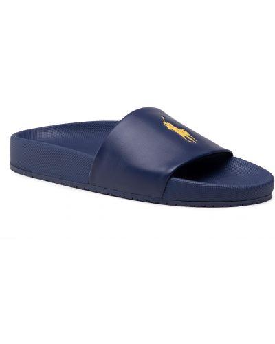 Sandały na lato granatowe Polo Ralph Lauren