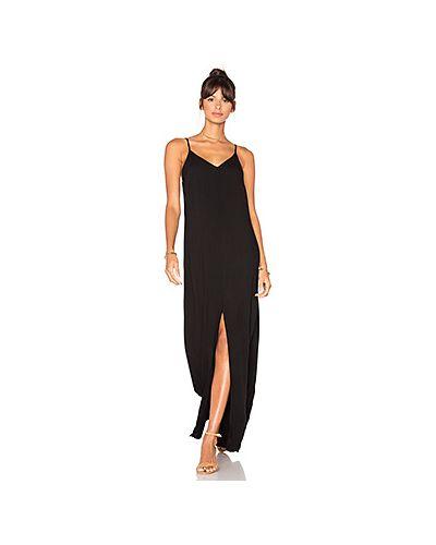 Платье шелковое платье-комбинация La Made