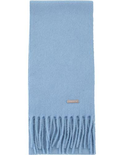 Niebieski szalik Dsquared2