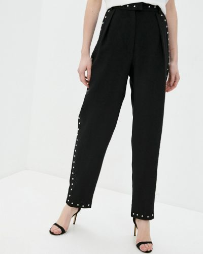 Повседневные черные брюки The Kooples