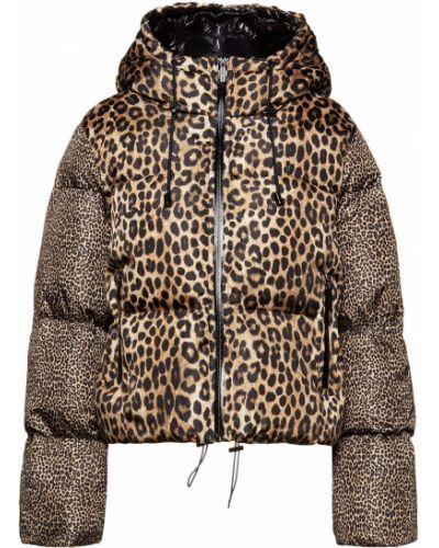 С кулиской пуховая куртка с капюшоном Michael Michael Kors
