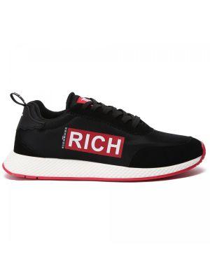 Кроссовки на шнуровке John Richmond