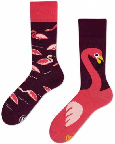 Розовые носки Many Mornings