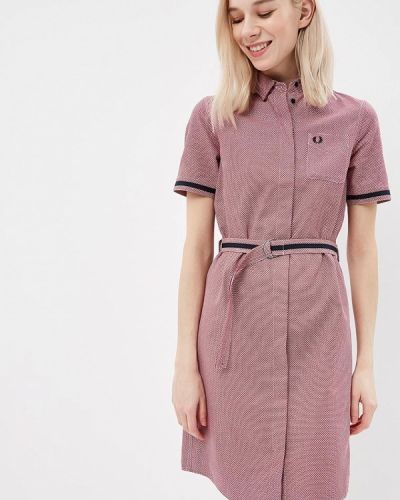 Платье рубашка Fred Perry