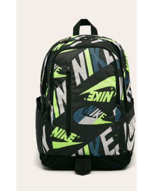 Czarny sport plecak Nike Sportswear