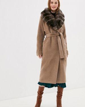 Пальто демисезонное бежевое Ylluzzore
