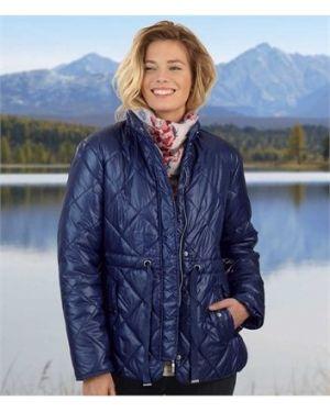 Утепленная куртка демисезонная с рисунком Atlas For Men