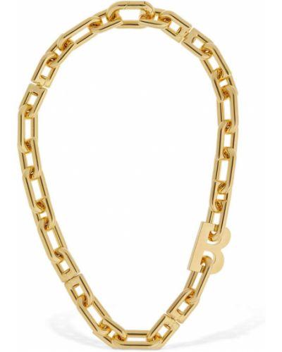 Цепочка золотая Balenciaga
