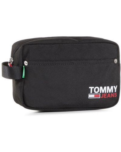 Kosmetyczka, czarny Tommy Jeans