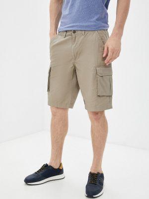 Бежевые шорты летние J. Hart & Bros