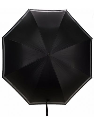 Серый зонт Karl Lagerfeld
