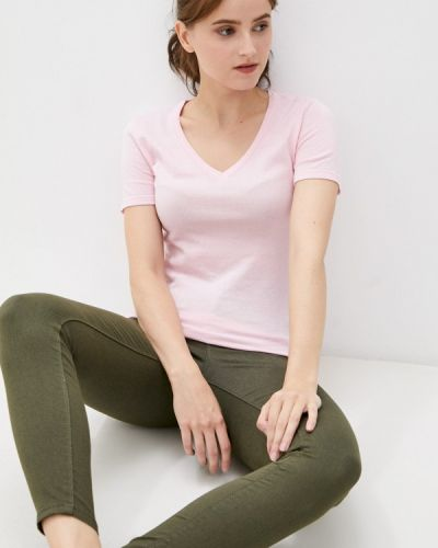 Пуловер - розовый Giorgio Di Mare