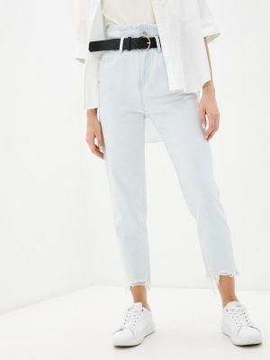 Голубые джинсы осенние Miss Bon Bon