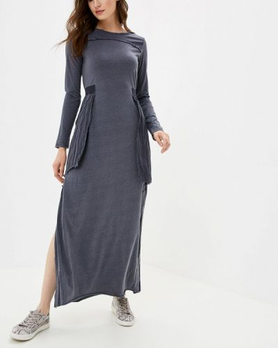 Платье - серое Dali