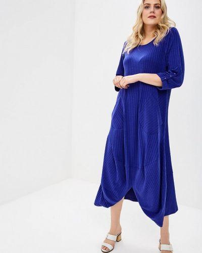 Платье - синее Kr