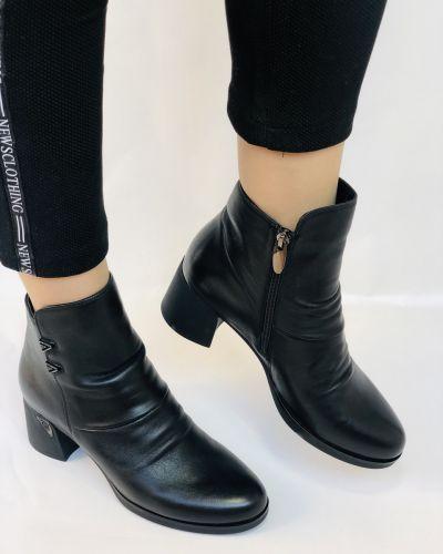 Кожаные ботинки Polann