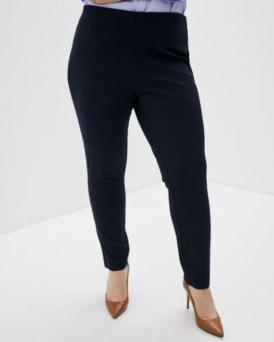 Повседневные синие брюки Lauren Ralph Lauren Woman
