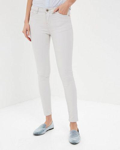 Серые брюки B.style