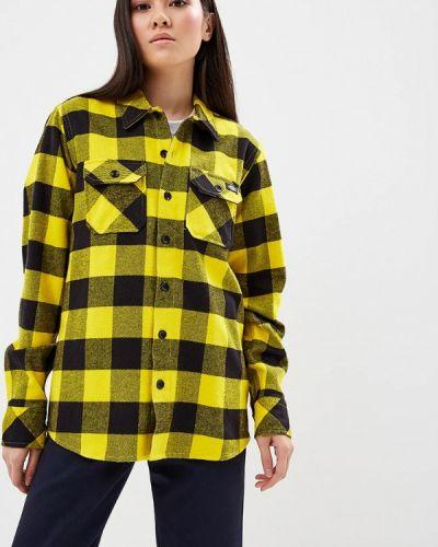 Желтая блузка Dickies