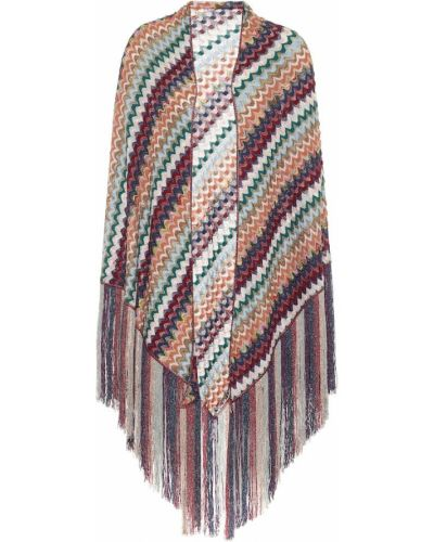 Шерстяная шаль Missoni