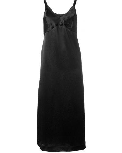 Платье макси длинное - черное Bellerose